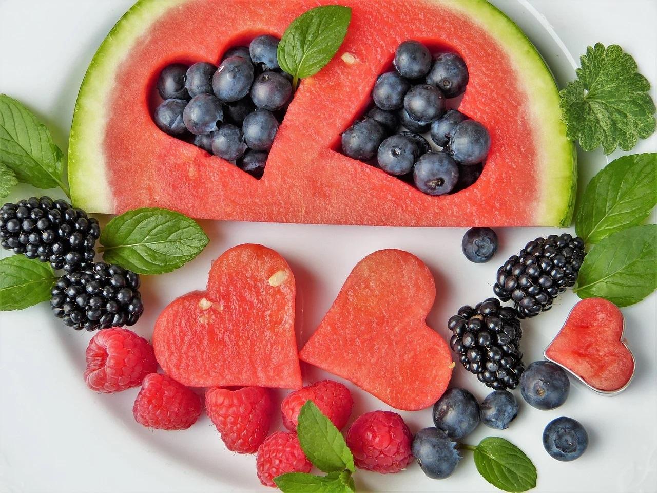 Meloun a ostružiny