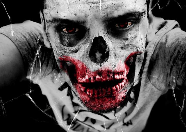 zombie horor