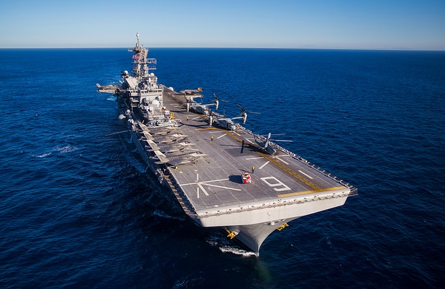 Loď USS